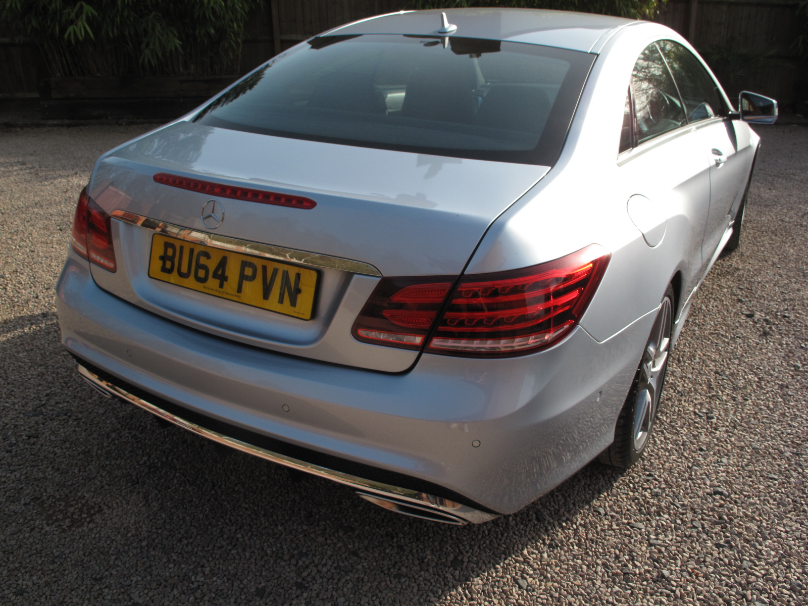 2014 64 Mercedes-Benz E Class 2.1 E250 CDI AMG Sport 7G-Tronic Plus 2dr ABSOLUTELY PRISTINE CONDITION THROUGHOUT! full