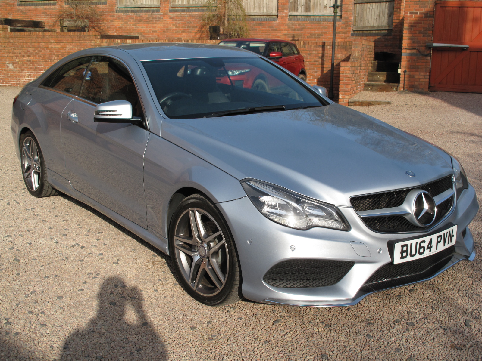 2014 64 Mercedes-Benz E Class 2.1 E250 CDI AMG Sport 7G-Tronic Plus 2dr ABSOLUTELY PRISTINE CONDITION THROUGHOUT!